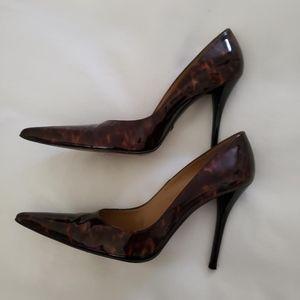 Stuart Weitzman tortoise heels